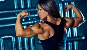 6 women's clothes for bodybuilding