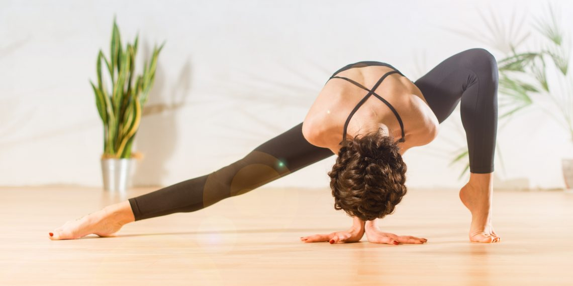 I can't, I have Yoga with FrenchYogaGirl